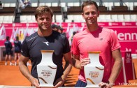 Ryan Harrison e Michael Venus sagram-se CAMPEÕES de pares no Millennium Estoril Open