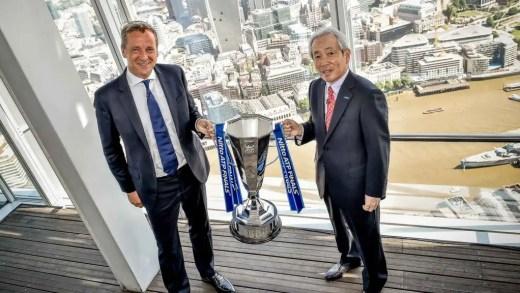 OFICIAL: ATP World Tour Finals fica em Londres até 2020 (e com um novo nome)