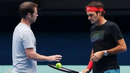 Treinador de Roger Federer acredita que o suíço ainda irá jogar Roland Garros no futuro