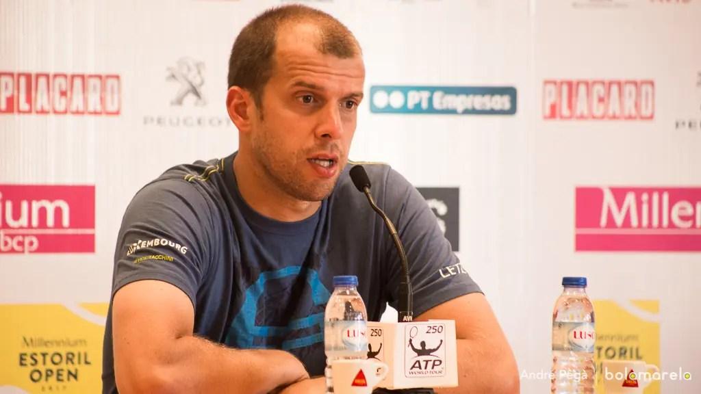 Gilles Muller admite: «O Pablo dificultou bastante o meu trabalho»
