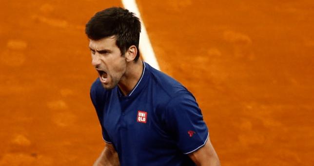Djokovic avança às semifinais em Madri por desistência de Nishikori