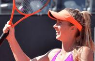 CAMPEÃ. Elina Svitolina conquista título em Roma e assume estatuto de melhor jogadora de 2017