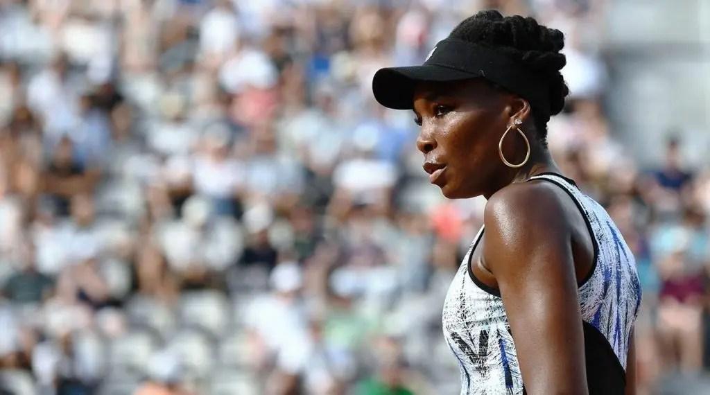 Venus Williams envolvida num acidente de viação mortal