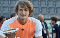 Os registos e recordes de Alexander Zverev na sequência do título em Roma