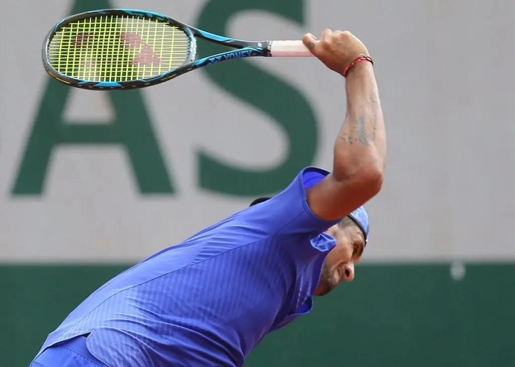 Estes são os maiores rufias da primeira semana de Roland Garros