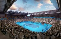 Margaret Court Arena muda de nome… no Google Maps
