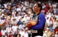 O que é que aconteceu sempre que Rafael Nadal ganhou Roland Garros sem perder sets?