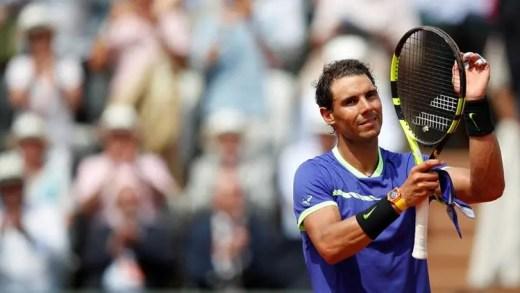 Rafa Nadal: «É um orgulho atingir a décima final em Roland Garros»