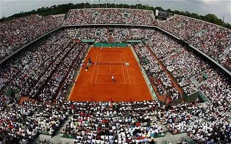 Edição deste ano de Roland Garros com recordes de assistência