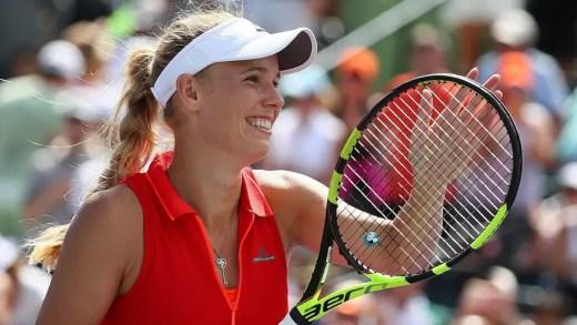 Wozniacki e a reentrada no top-10: «Tive que lutar muito a nível mental»