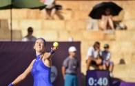 Azarenka é arrasada por jovem croata Konjuh na segunda ronda em Maiorca