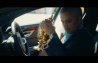 [Vídeo] Mourinho rouba troféu de Wimbledon a Andy Murray