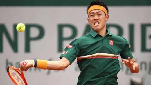 Kei Nishikori lidera lista de inscritos em Sydney