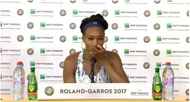 Venus revela (sem querer) o sexo do bebé de Serena