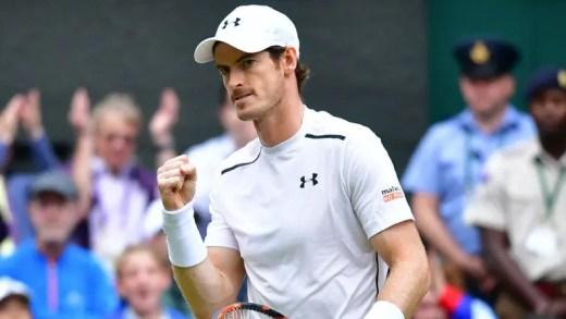 Andy Murray: «Senti-me tenso em diversos momentos do jogo»