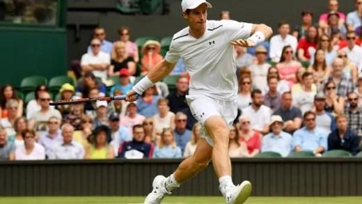 Murray acelera a recuperação da lesão na anca para disputar encontro de solidariedade com Federer