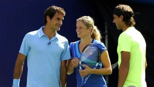 Clijsters alerta jovens para a importância dos pares: «Nem todos nascemos com o talento do Federer»