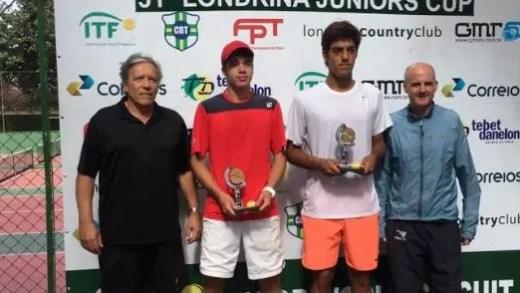 Campeão! Daniel Rodrigues conquista quarto título júnior da carreira no Brasil