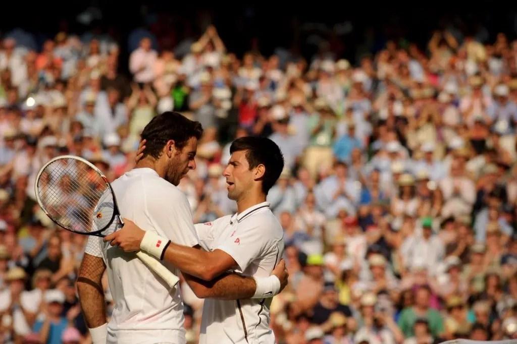 Del Potro: «Talvez o Djokovic tenha sentido saudades minhas enquanto estive ausente»