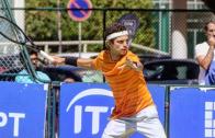 Luís Faria perde batalha nos oitavos-de-final em Sintra
