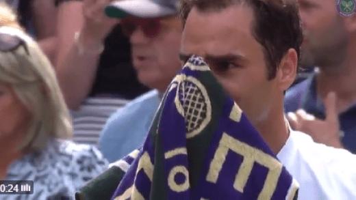 Roger Federer é o terceiro melhor atleta da Europa