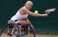 Britânica ganhou Wimbledon na 11.ª semana de gravidez