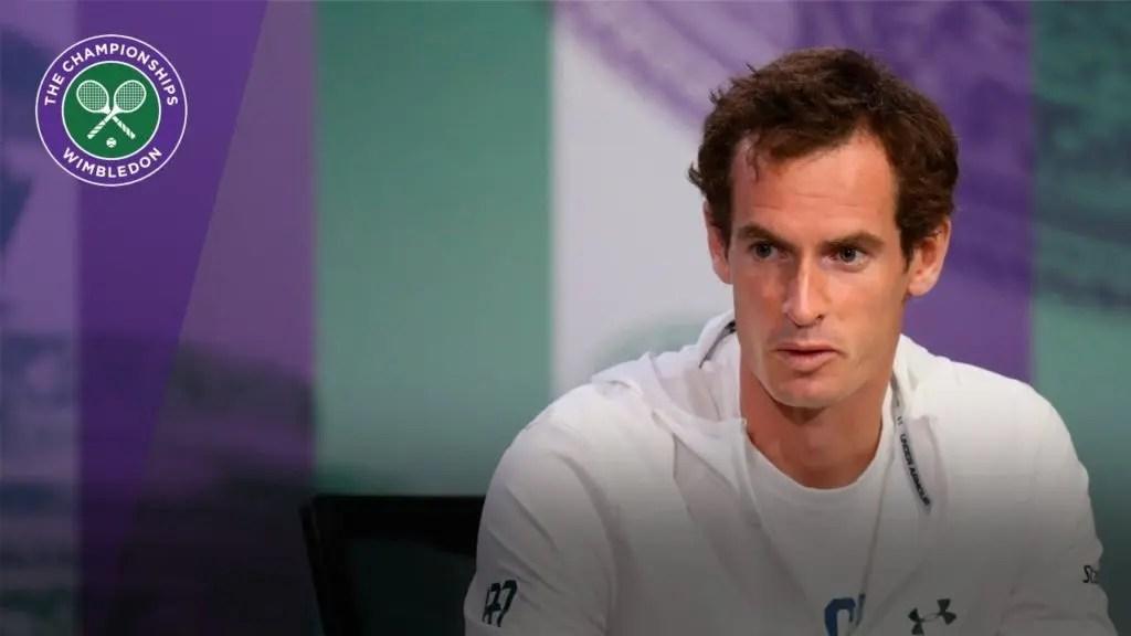 Andy Murray: «Há muita gente neste país que não gosta de me ver jogar»