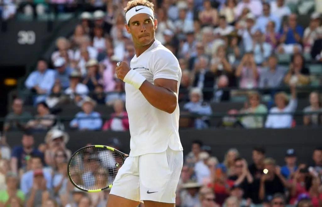 Nadal conquista vitória mais expressiva da carreira em Wimbledon