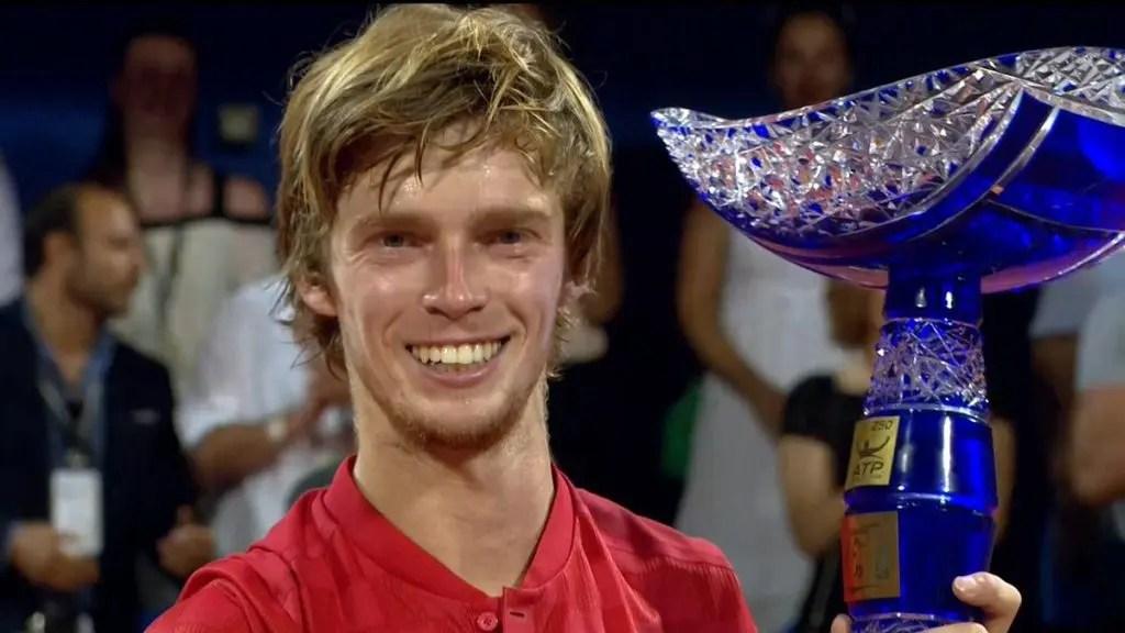 Rublev é apenas o SÉTIMO lucky loser da história a ganhar um ATP. Lembra-se dos outros 6?