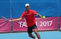 Nuno Borges eliminado por campeão júnior de Roland Garros em 'future' nos Estados Unidos