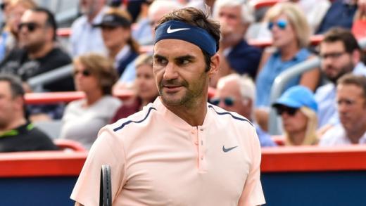 Federer: «Ainda não fechei o calendário de 2018 mas possivelmente terei terra batida!»