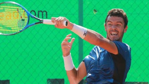 [VÍDEO] Santiago. Gonçalo Oliveira vs. Blaz Rola, em DIRETO