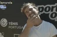 Melhor pancada do circuito? «Direita do Federer»