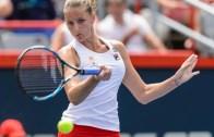 Karolina Pliskova vai doar 100 dólares por cada ás disparado no Open da Austrália