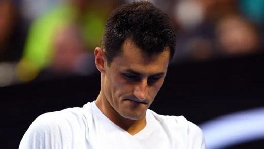 Tomic não recebe wild card para o Open da Austrália e já informou que não vai disputar a fase de qualificação