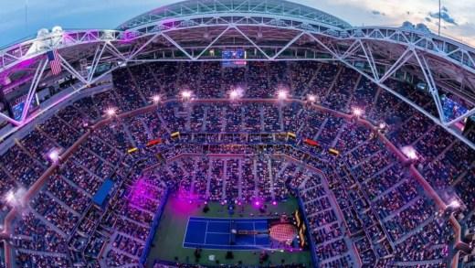 Definidos os sete primeiros cabeças-de-série para o quadro masculino do US Open