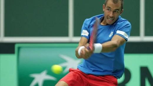 República Checa faz história pela negativa na Taça Davis após desaire perante a Holanda