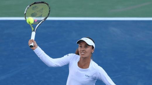 20 (!) ANOS depois de ganhar em singulares, Martina Hingis apurou-se para as duas finais de pares do US Open