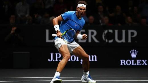 Nadal sobre os Jogos Olímpicos em Roland Garros: «Teria de ir como treinador»