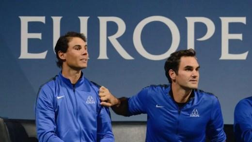 Federer fica a 155 pontos de Nadal no ranking ATP e pode ser número um em fevereiro