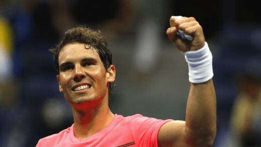 Rafael Nadal alcança feito que já não conseguia desde 2011