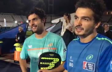 Diogo Rocha explica terceiro set polémico: «Não sou fisioterapeuta mas pelos vistos o árbitro é»