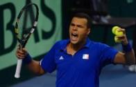 Tsonga já só pensa na final da Davis: «São a minha prioridade, os ATP Finals estão muito longe para mim»