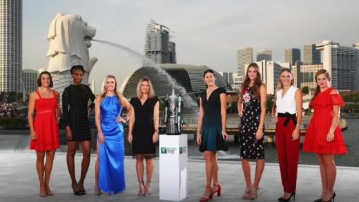 WTA Finals. Esta terça-feira já pode haver apuradas… e eliminadas