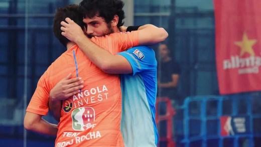Rocha e Luque renovam parceria Espanhol muda-se para o Porto