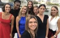 ENCONTROS DE LUXO. Estão definidos os grupos para as WTA Finals