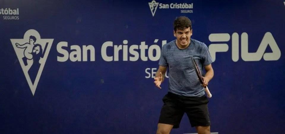 Elias e Domingues vencem em três sets e marcam duelo português nas meias-finais de Montevideo