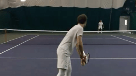 [VÍDEO] Andy Murray… está de volta ao court