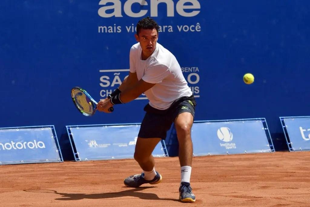 Gonçalo Oliveira sobe mais alto do que nunca no ranking mundial