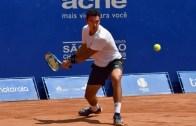 Gonçalo Oliveira eliminado na segunda ronda do Challenger de Dallas